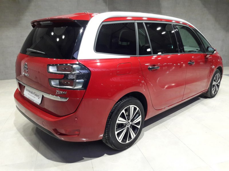 Citroen Grand C4 Picasso BlueHDi 120cv EAT6 Feel