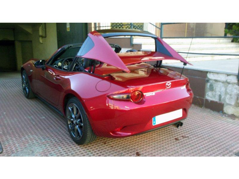 Mazda MX-5 2.0 118kW (160CV) Luxury