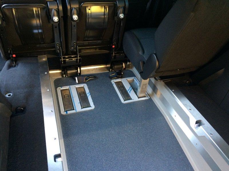 Citroen Berlingo 1.2 Puretech 110 CV MULTISPACE ADAPTADA MINUSVALID