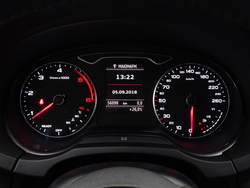 Audi A3 1.6 TDI Sportback design edition