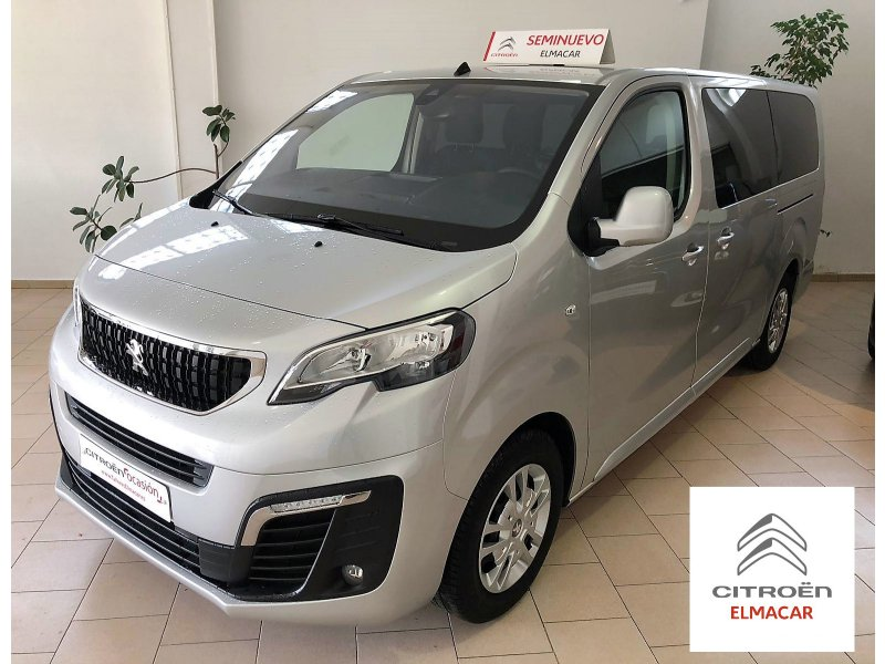 Peugeot Traveller 1.6 BlueHDi 85KW (115CV) Long Active