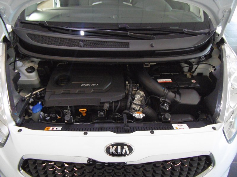 Kia Venga 1.6 CRDi VGT 85kW (115CV) Concept