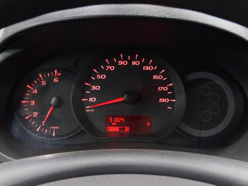 Renault Kangoo Furgón 2011 dCi 90 E5 Profesional