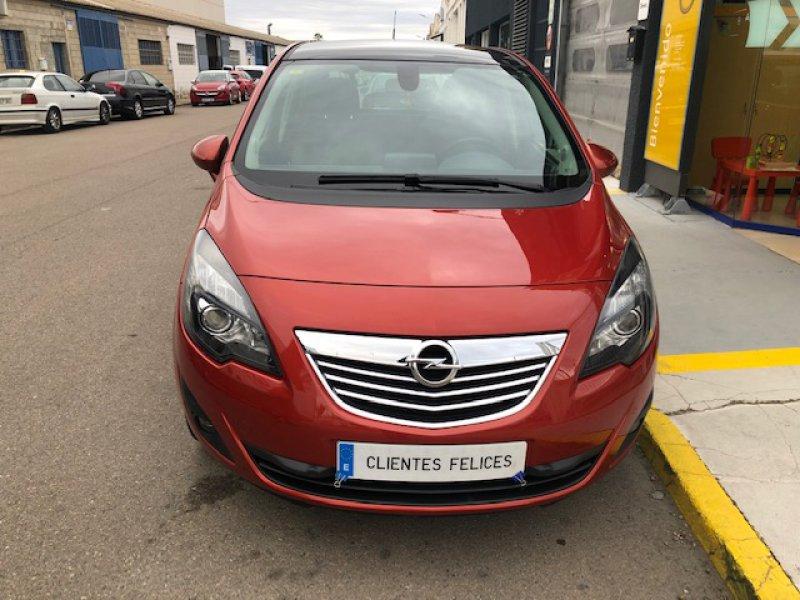 Opel Meriva 1.7 CDTI 130 CV Excellence