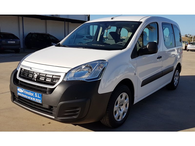 Peugeot Partner Tepee 1.6 HDi 75cv Office