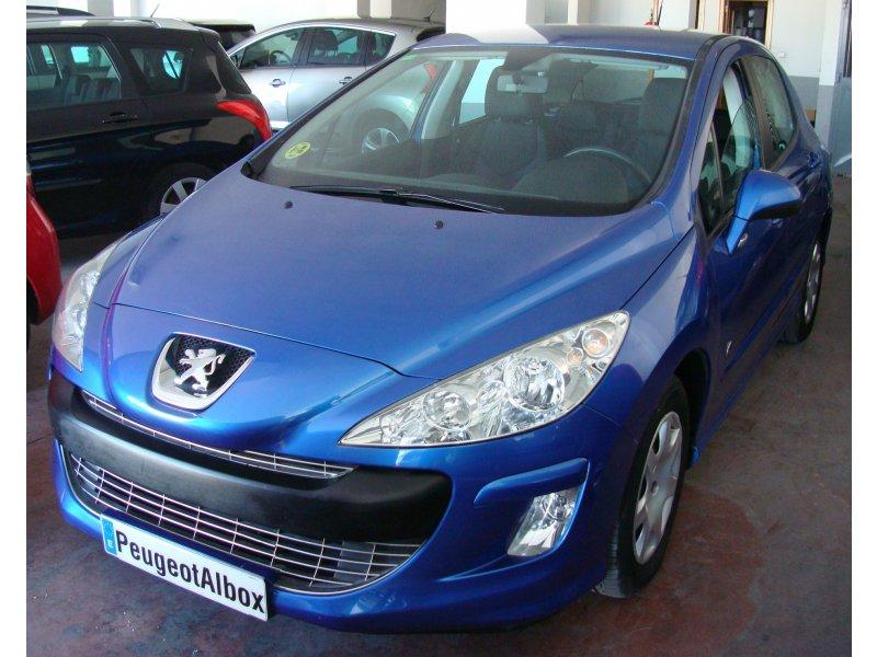 Peugeot 308 1.6 HDI 92cv FAP Envy