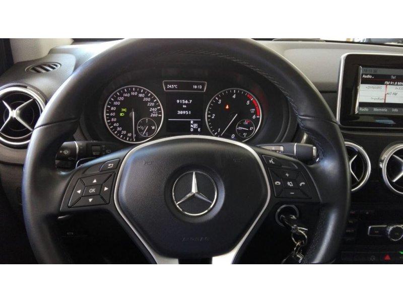 Mercedes-Benz Clase B B 180 CDI Aut. Sport