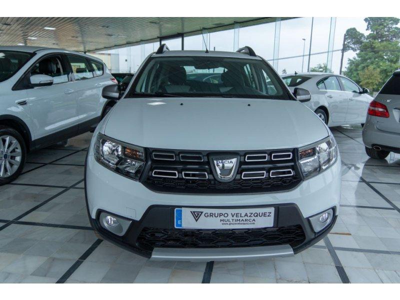 Dacia Sandero dCi 66kW (90CV) Stepway