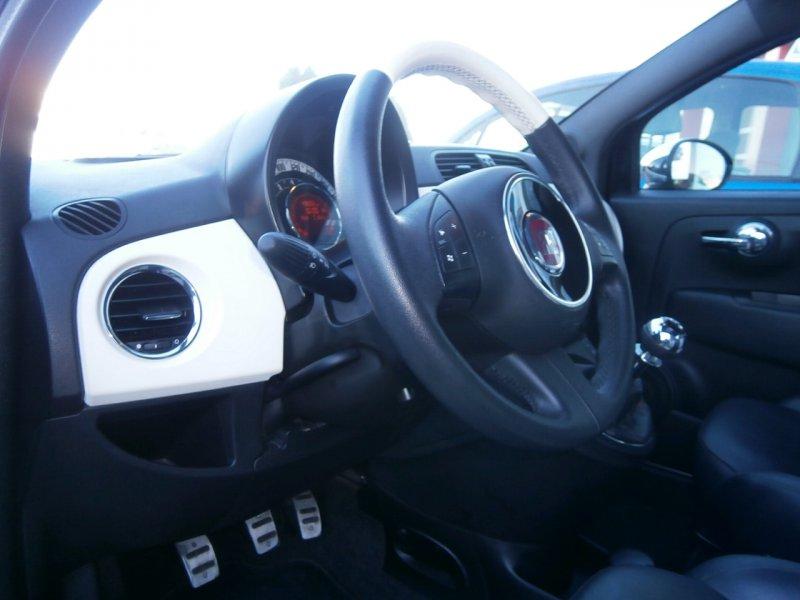 Fiat 500 1.2 8v 69 CV By Gucci