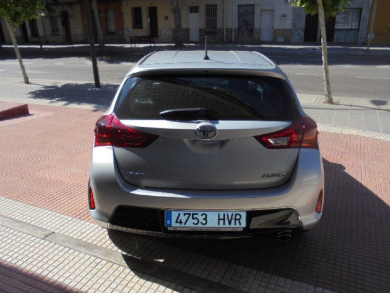 Toyota Auris 2.0 D-4D DPF Active