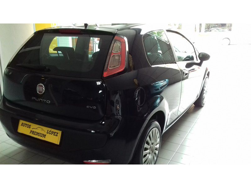Fiat Punto EVO 1,3 75 CV Multijet E5 S&S Dynamic