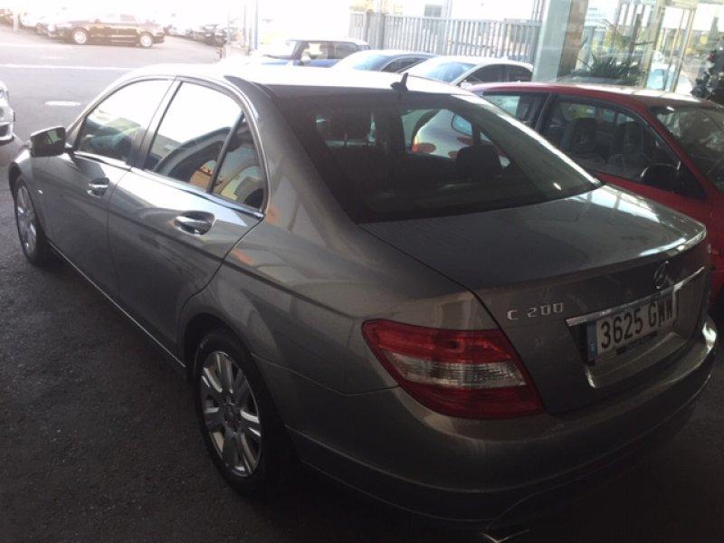 Mercedes-Benz Clase C C 200 CDI BE Blue Efficiency