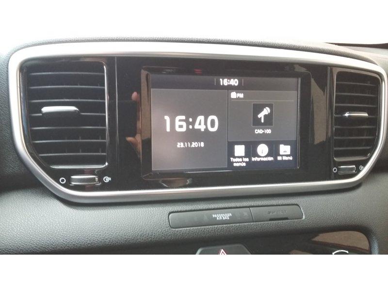 Kia Sportage 1.6 CRDi 85kW (115CV) 4x2 PACK TOTAL Drive
