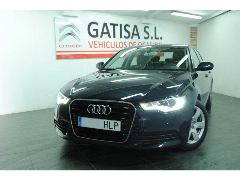Audi A6 3.0 TDI 204cv -