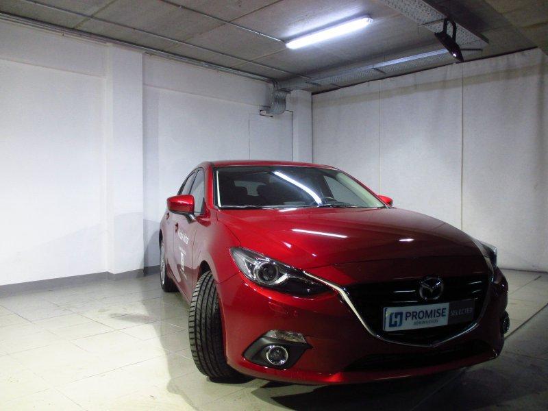 Mazda Mazda3 1.5 D. 105 C/V LUXURY. Luxury