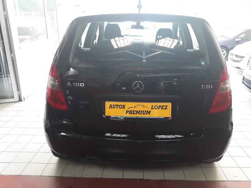 Mercedes-Benz Clase A A 200 CDI Elegance