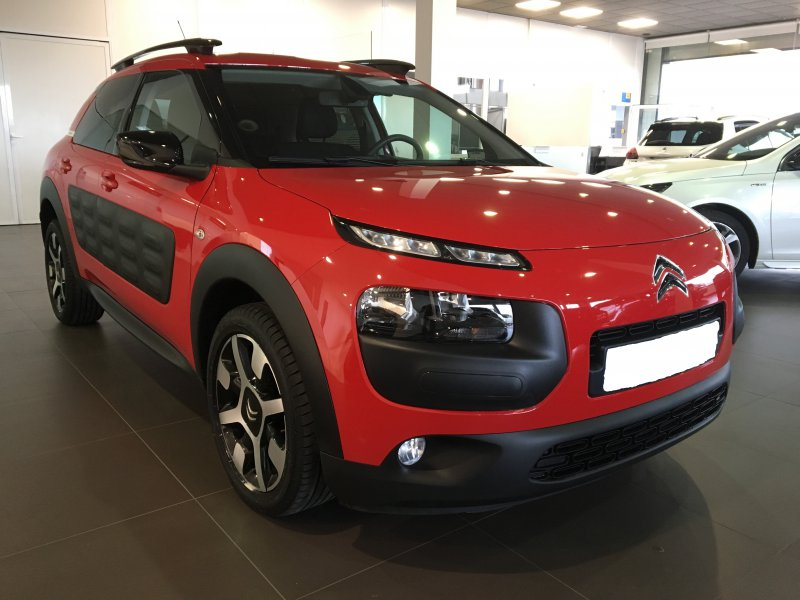 Citroen C4 Cactus BlueHDi 100 Shine Edition