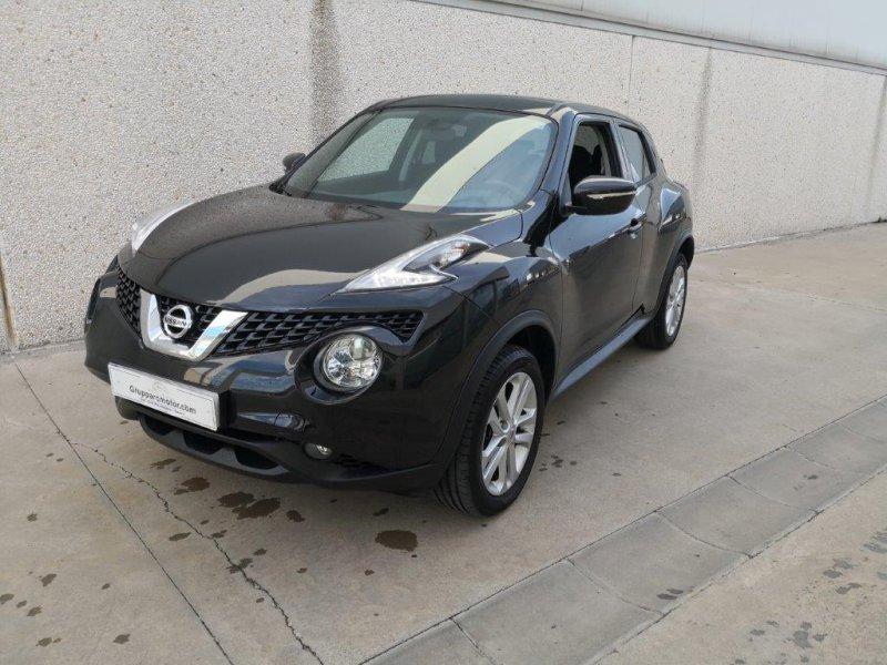 Nissan Juke dCi EU6 81 kW (110 CV) 6M/T ACENTA