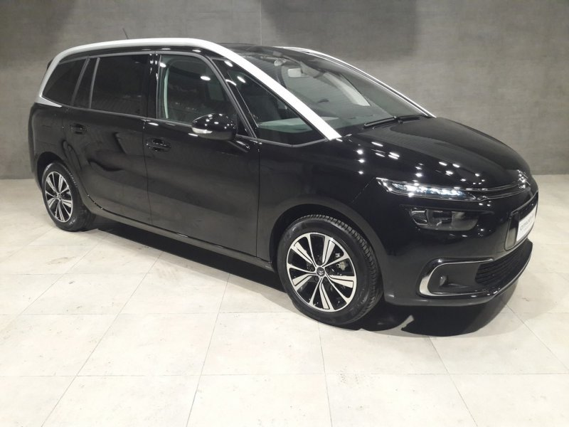 Citroen Grand C4 Picasso BlueHDi 120KW (160CV) S&S EAT8 AUTOMATICO Shine
