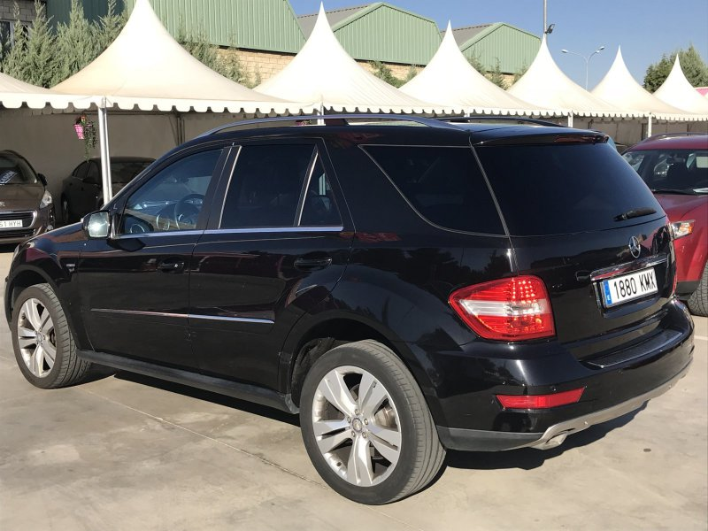 Mercedes-Benz Clase M ML 300 CDI 4M BE Edición Limitada