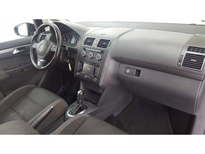 Volkswagen Touran 2.0 TDI 140cv DSG Advance