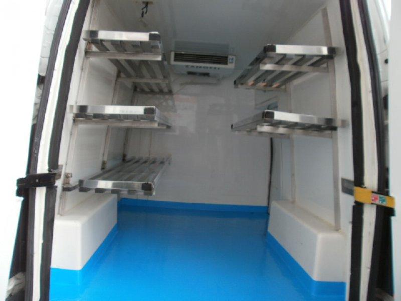 Ford Transit Custom Van 2.2 TDCI 125cv 270 L1 ISOTERMO Y FRIO Ambiente