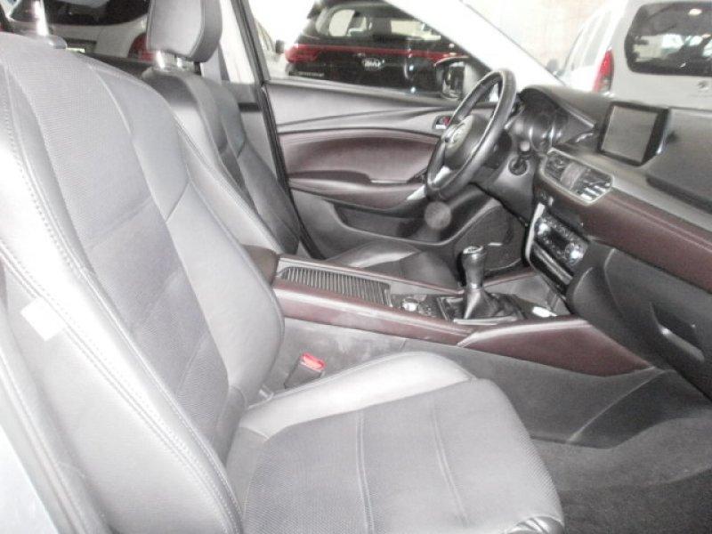 Mazda Mazda6 2.2 DE 150cv Luxury + Premium (CN) WGN Luxury + Pack Premium