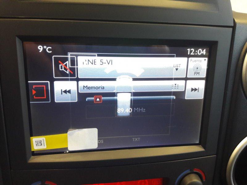 Citroen Berlingo Multispace 20 Aniv. BlueHDi 120 S&S 6v 20 Aniversario