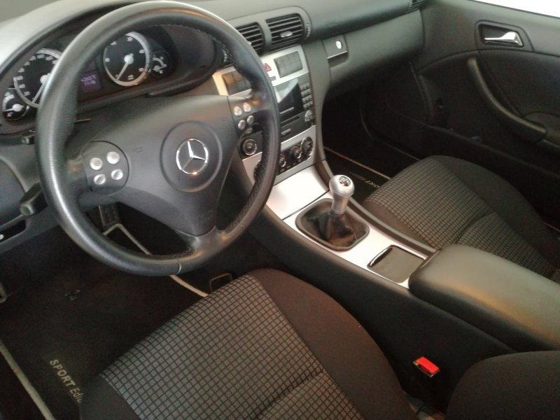 Mercedes-Benz Clase C C 200 CDI SPORTCOUPÉ SPORT EDITION