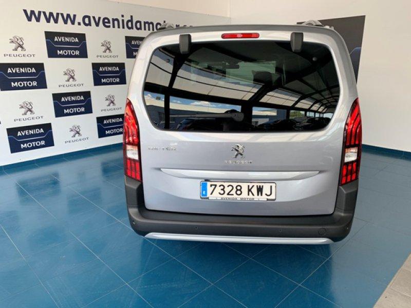 Peugeot Rifter Long BlueHDi 96kW Allure