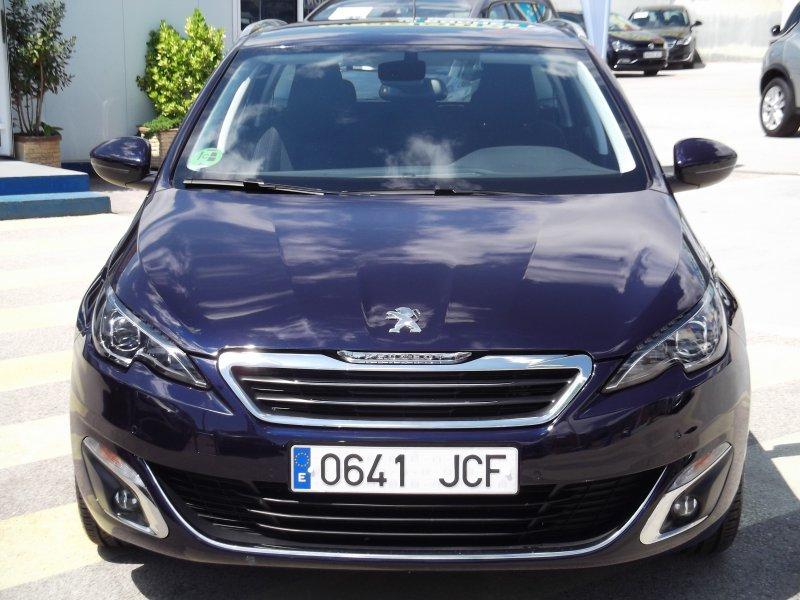 Peugeot 308 Nuevo 308 SW 2.0 BlueHDi150 EAT6 Allure