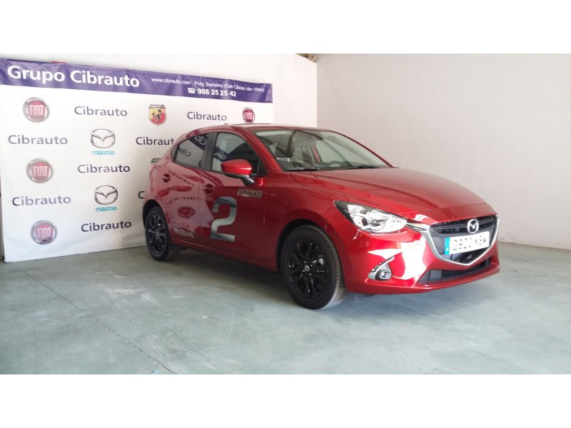 Mazda Mazda2 1.5 GE 66kW (90CV) Black Tech Edition