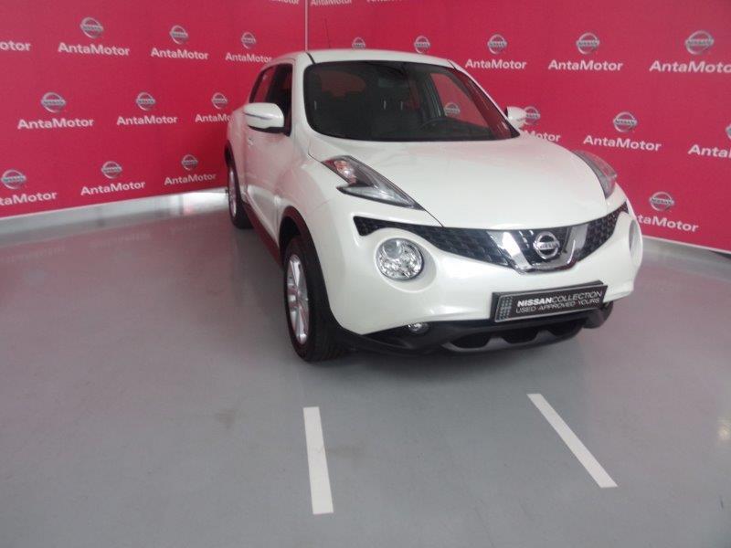 Nissan Juke 1.6 N-CONNECTA