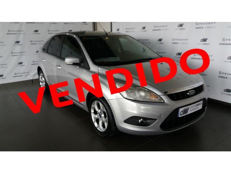Ford Focus 1.6i 100cv Trend