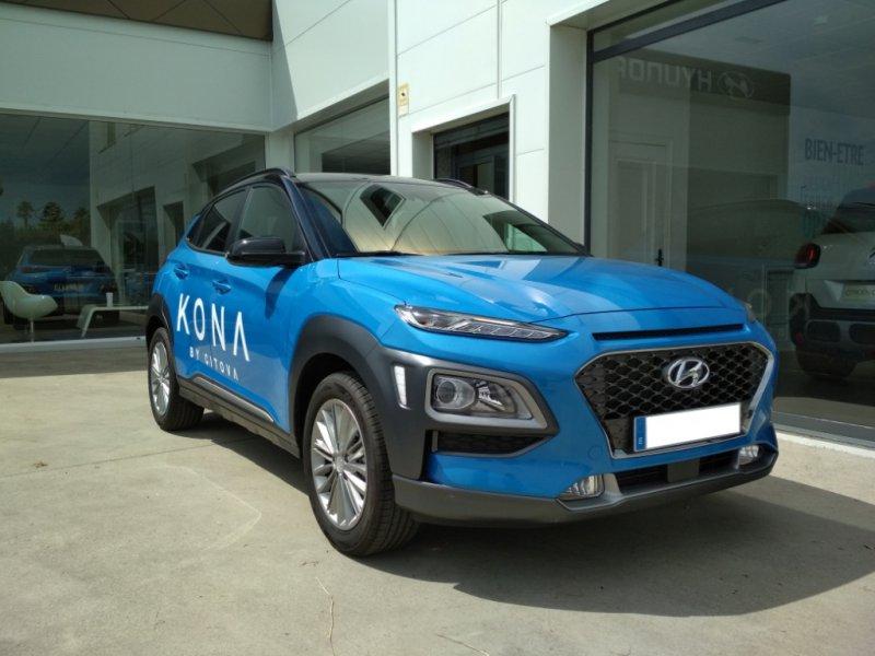 Hyundai Kona 1.0 TGDi 4x2 2C Tecno