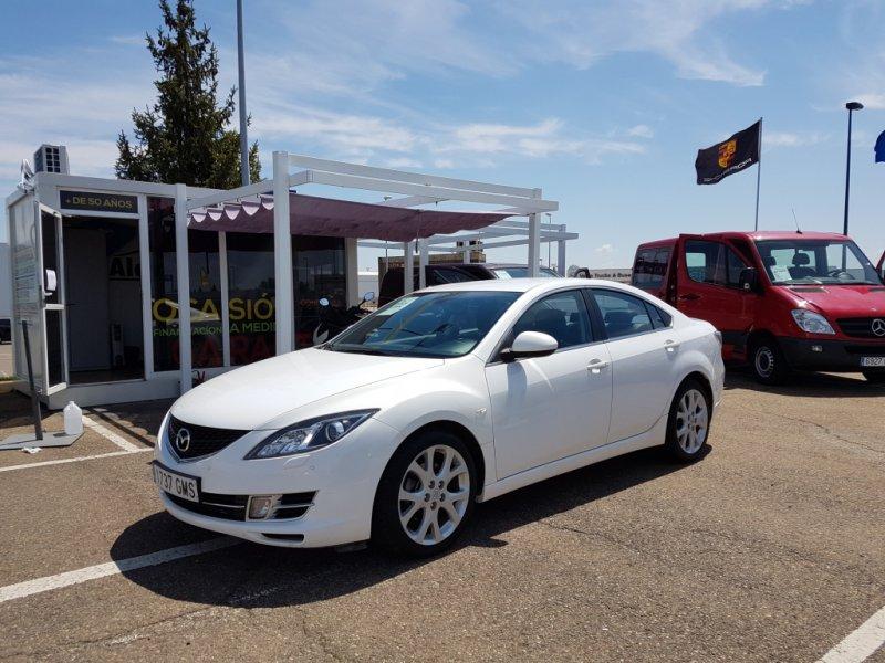 Mazda Mazda 6 2.2 DE 163CV LUXURY