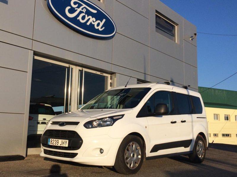 Ford Transit Connect Kombi 1.6 TDCi 95cv 220 L1 (M1) Trend
