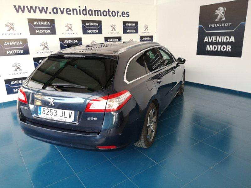 Peugeot 508 SW 2.0 BlueHDi 180 Autom. Allure
