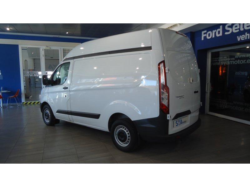 Ford Transit Custom Van 2.2 TDCI 100cv 310 L1 Trend