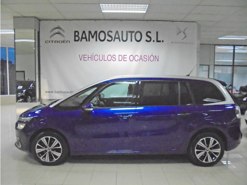 Citroen C4 Grand Picasso 1.6 BLUE HDI 120 SHINE 7P SHINE