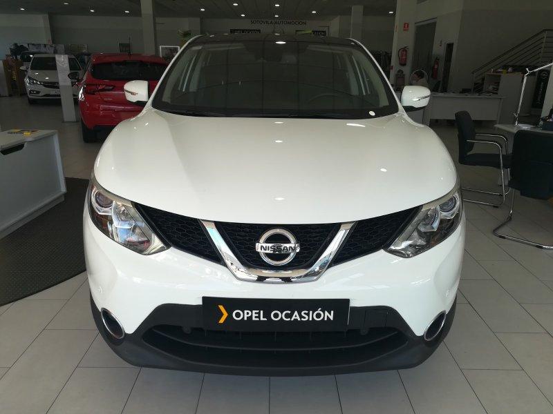 Nissan Qashqai 1.5 DCI 110CV N-CONECCTA