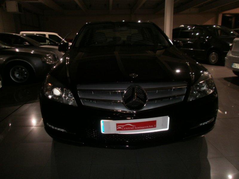 Mercedes-Benz Clase C C 220 CDI BE Blue Efficiency