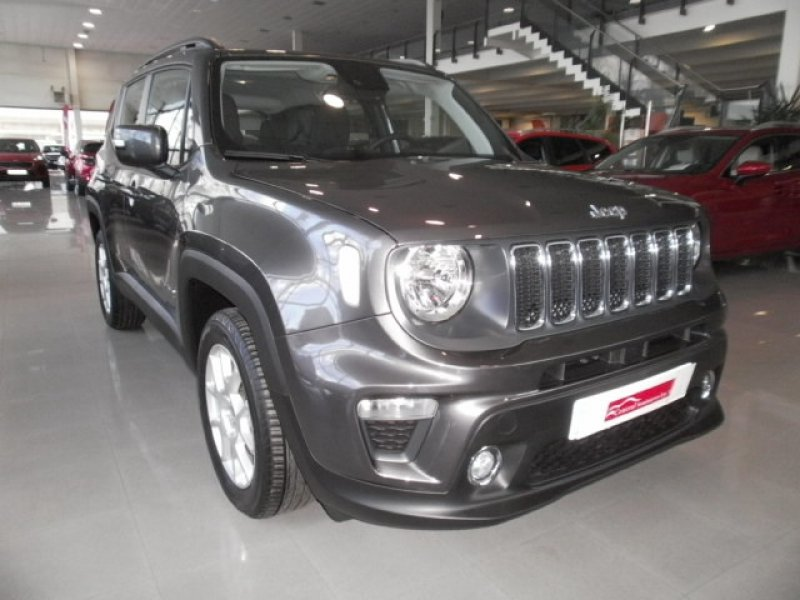 Jeep Renegade 1.0G 88kW 4x2 Longitude