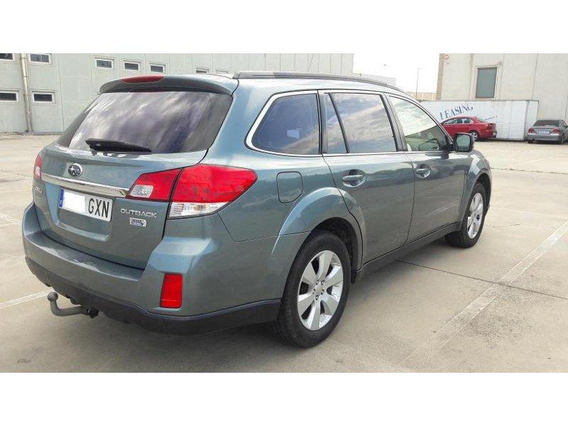 Subaru OutBack 2.0 Diesel Limited Plus