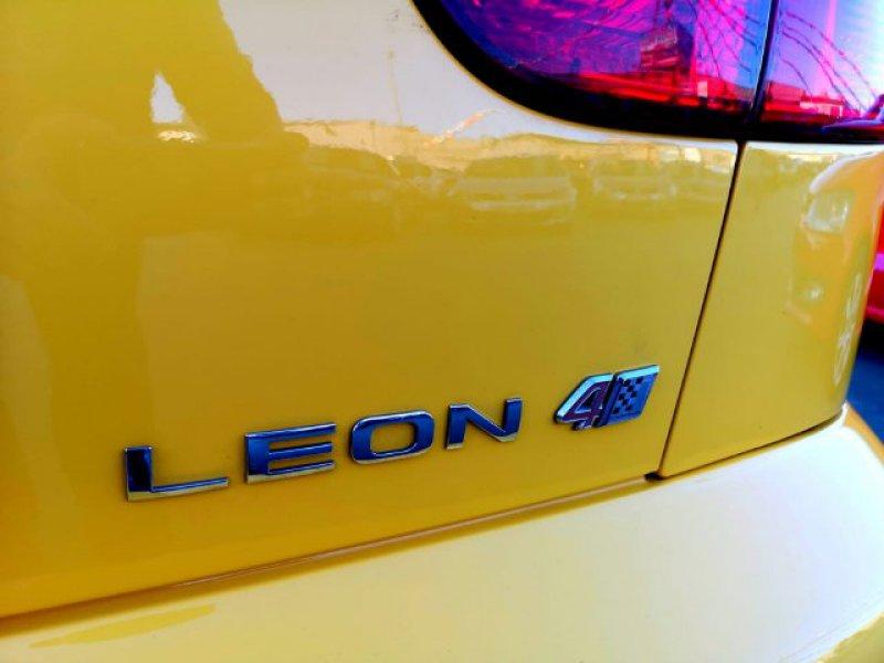 SEAT León 2.8i V6 Cupra SPORT