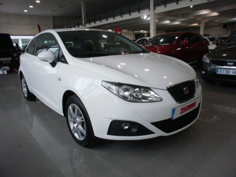SEAT Ibiza 1.6 16v 105cv DSG Sport