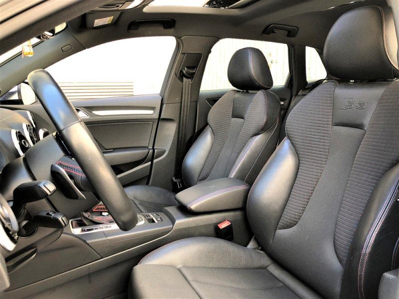 Audi S3 Sportback 2.0 TFSI S tronic quattro -