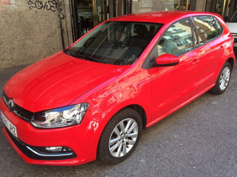 Volkswagen Polo 1197C.C - 90 CV. Bluemotion