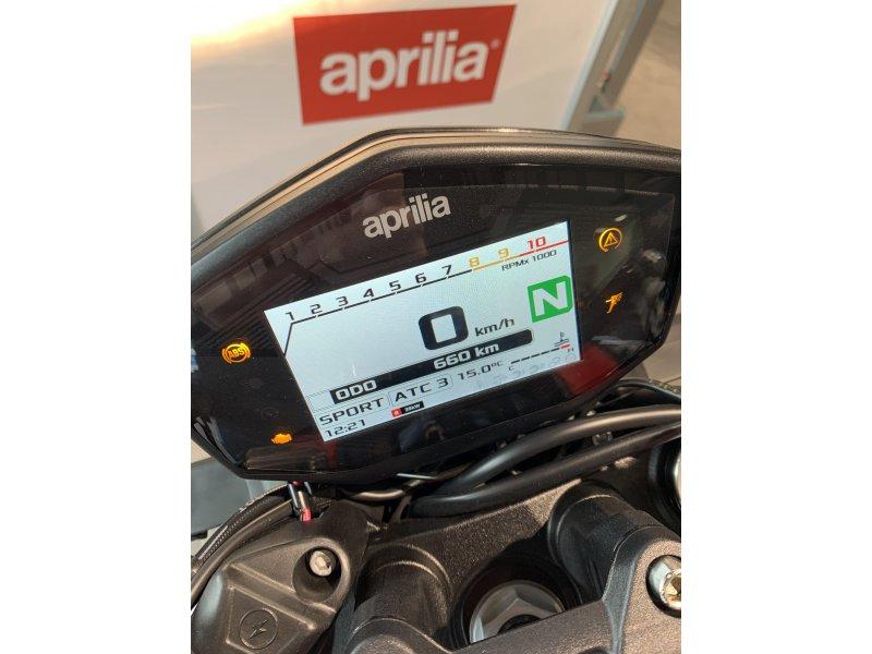 Aprilia Shiver 900 35kw