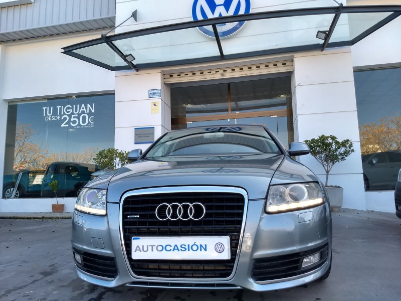 Audi A6 3.0 TDI 240 quat tip DPF Corporate